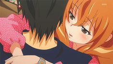 Animated gif discovered by (。-_-。). Find images and videos about love, anime and japan on We Heart It - the app to get lost in what you love. Hug Gif, Kiss Gifs, Golden Time, Anime Kiss, Anime Couples, Animated Gif, True Love, Anime Characters, We Heart It