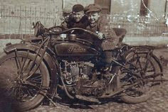 By Indian Motorcycle Club France