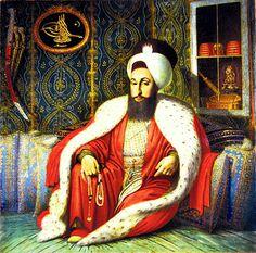 Konstantin Kapidagli 002 - Mihrişah Valide Sultan - Vikipedi-Mihr-î-Şah Sultan'ın oğlu, Sultan III. Selim.