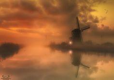 The Lost Mills by Herman van den Berge - Photo 142114261 - 500px