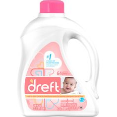 5 baby laundry tips for New Parents.the best baby detergent in my opinion 😘 Baby Registry Items, Baby Items, Dreft Laundry Detergent, Nouveaux Parents, Laundry Hacks, Everything Baby, Kids Store, Printable Coupons, New Parents