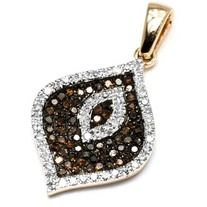 Solid 10K Rose Gold Diamond Teardrop Pendant.(1.36 Grams) Piece is finely crafted and has diamonds set in a pave setting all throughout the surface of the piece.  The diamonds are set in a very close proximity allowing them to reflect of each other and creating a brilliant surface of shine.  $580.00