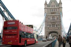 Recorrido por Londres en un bus turístico