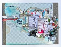 Emma Trout: The Moment: Webster's Pages  Thank you for pinning my layout! :)