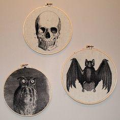 Elegant Halloween Decorations - DIY Halloween Ideas and Crafts - Good Housekeeping