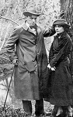 Татьяна Яковлева и Маяковский