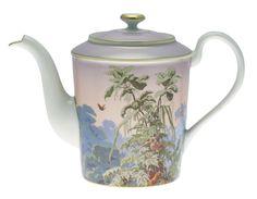 Haviland Le Bresil Coffee Pot