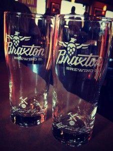 Izzy's Craft Beer Dinner with Braxton Brewing
