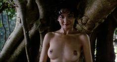 Sonatine (ソナチネ) 1993. Director/Writer: Takeshi Kitano. Miyuki au naturel...(Aya Kokumai)