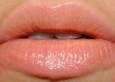 $6 Revlon Lip Butter in Creamsicle. Super moisturizing, packed with nude-peach color. Love it.