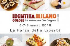 Identità golose 2016: il congresso dell'alta cucina e pasticceria si tiene a Milano