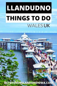 7 Fun Things To Do In Llandudno North Wales   Things to do in North Wales   Llandudno Beach   Great Orme Tramway   Llandudno Pier   Great Orme Toll Road   Things to do in Wales   North Wales Travel   Top Travel Destinations, Europe Travel Guide, Best Places To Travel, European Destination, European Vacation, European Travel, North Shore Beaches, Europe Continent, Things To Do In London