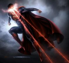 Man of Steel artist shares 15 awesome concept images | Blastr