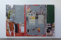 Exhibition of works by Sebastian Lloyd Rees on view at mother's tankstation