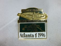 1996 Atlanta Olympic Stadium Pin