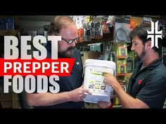 Best Foods for Emergency Preparedness – Survival And Prepper Best Survival Food, Emergency Food, Emergency Preparedness, Emergency Planning, Survival Videos, Nutrition Program, Nutrition Guide, Health And Nutrition, Wise Foods