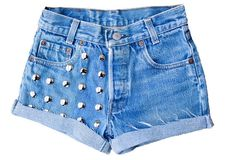 The Half Studded by queendenim on Etsy