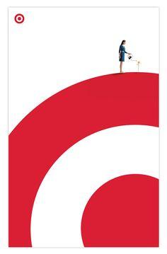 Target Branding on Behance