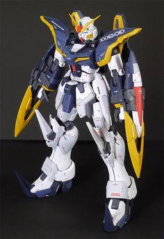 Custom Build: MG 1/100 Gundam Deathscythe EW ver. - Gundam Kits Collection News and Reviews