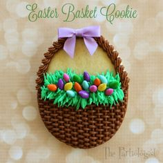 Easter Cookies are the best way to spread the festive cheer. Here are the best Easter cookies ideas & Easter cookie decorating inspiration for you to try. No Egg Cookies, Galletas Cookies, Cute Cookies, Easter Cookies, Easter Treats, Cupcake Cookies, Sugar Cookies, Cookie Favors, Easter Food