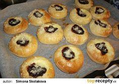 Olejové koláčky recept - TopRecepty.cz