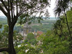 """#thailand #krabi """"Thailand - Von Tigern und Tempeln"""" Lies mehr über den Tigertempel auf www.goodmorningworld.de"""