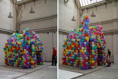 Hans Hemmert - Balloon Sculpture
