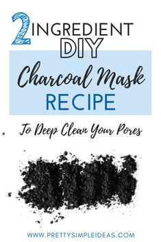Skin Care basic to fantastic information 3873655115 - A superb info on skin care advice and plan. Visit the pin immediately. Homemade Charcoal Mask, Diy Charcoal Mask, Charcoal Blackhead Mask, Organic Beauty, Organic Skin Care, Natural Beauty, Deep Clean Pores, Skin Care Masks, Face Scrub Homemade