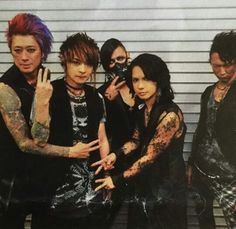 VAMPS Sexy Men, Eye Candy, Visual Kei, Singer, My Love, Rock, Concerts, Artists, Stars
