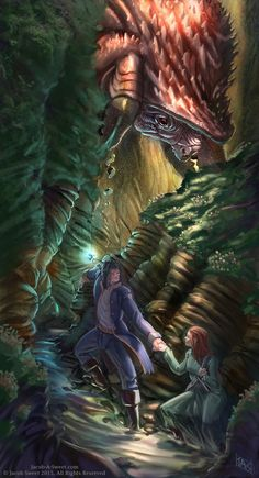 Caught in the Chasms by jacob-a-sweet
