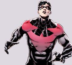 Dick Grayson in Titans Hunt #7 (2016)