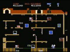マッピー -1984