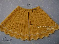 Crochet Magic: Sortir à crochet Girl
