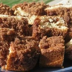This is the coffee cake I brought.  You will need to set aside some time you will be in the house as you need to let it rise a few times, but the end result is worth it.  Brought to Purl Jam 1/18.