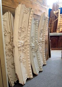 love these mouldings