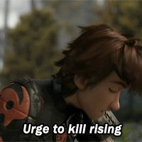 Hiccup httyd 2 back view - Google Search