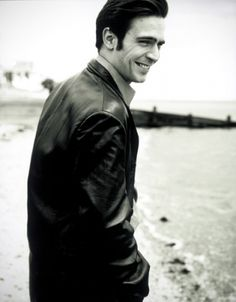 Jack Davenport. AKA James Norrington. If I were in Keira Knightly's position I would've chosen you...