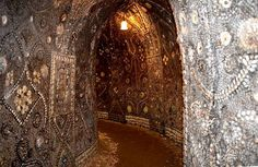 The mysterious underground Shell Grotto of Margate : TreeHugger
