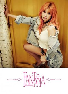 [Album and MV Review] Hyosung - 'Fantasia'   http://www.allkpop.com/review/2015/05/album-and-mv-review-hyosung-fantasia