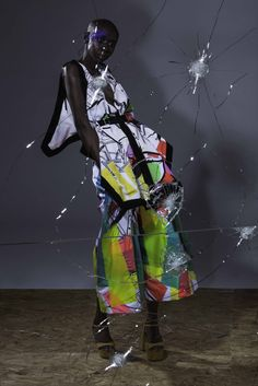 Designer Helena Megson, Fashion Design BA (Hons) 2016