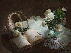 Цветочные натюрморты (80 фото)   Релаксик