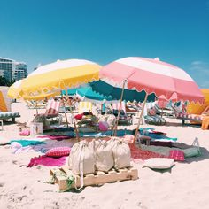 Actual beach picnic goals ⛱ Instagram.com/abikiniaday