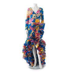 OSCAR DE LA RENTA, aftonklänning.. - Vintage och Juveler, Stockholm S201 – Bukowskis