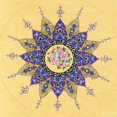 Iranian Art – Page 2 The Magic Faraway Tree, Into The Wild, Islamic Patterns, Iranian Art, Turkish Art, Arabic Art, Visionary Art, Orient, Islamic Calligraphy