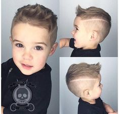Cute and Modern Toddler Boy Haircuts - Kids Hairstyles - - Baby Yeyyy! Boy Haircuts Short, Little Boy Hairstyles, Toddler Boy Haircuts, Haircuts For Men, Haircut Short, Hairstyles Haircuts, Trendy Hairstyles, Haircut Styles, Baby Haircut