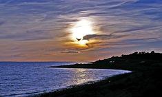 #abendstimmung #atmosphere #atmospheric #back light #baltic sea #beautiful #blue #break #clouds #coast #denmark #evening #evening sky #favorite place #happy #harmony #holiday #horizon #idyll #idyllic #landscape #medit