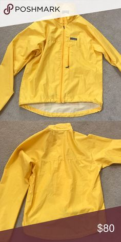 Submit ANY offer! Patagonia Windbreaker Barely Worn! Patagonia Jackets & Coats