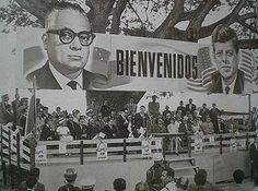 August, 1961 – USA founds Alliance for Progress.    The Alliance for Progress (Spanish: Alianza para el Progreso) initiated by U.S. President John F. Kennedy in 1961 aimed to establish economic cooperation between the U.S. and Latin America.