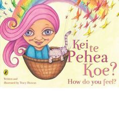 A delightful, easy introduction to saying how you feel using Te Reo. Young and…