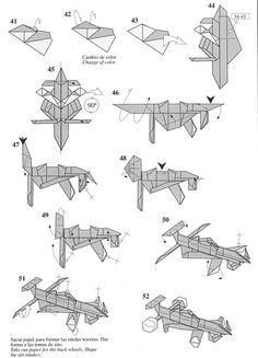 Origami Daffodil Page 4